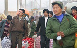 中共促農村勞動人口市民化 用工荒或為主因
