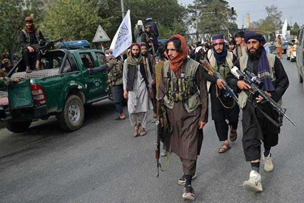 阿富汗女主播憶採訪塔利班 揭露宣傳圈套