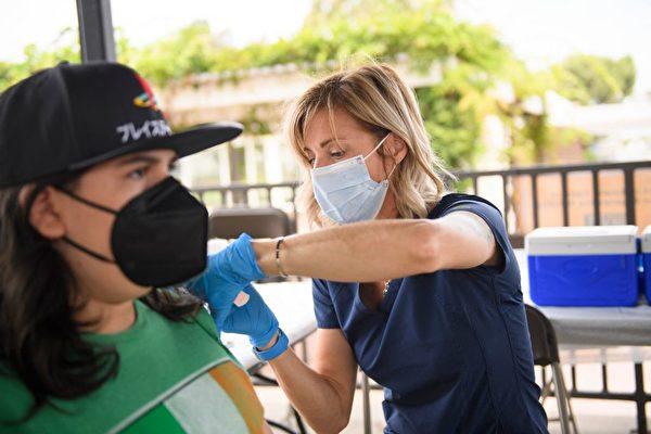 加州县警长:我不会执行疫苗强制令