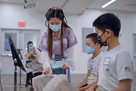 启扬中国文化体验营。