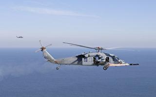 【更新】美海軍直升機南加海面墜毀 搜救繼續