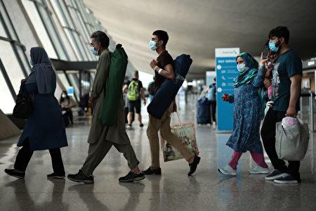 麻州或將迎900阿富汗難民
