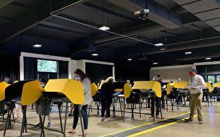 罢免加州州长选举剩13天 提前投票站陆续开放
