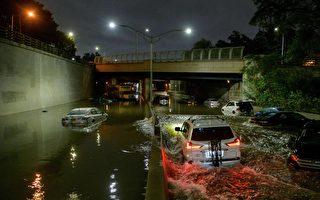 「艾達」釀災 波士頓司機被困橋底 康州警察殉職