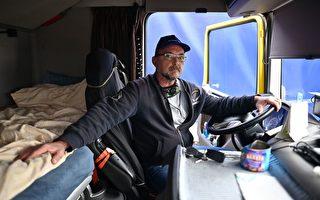 货车司机不足 英国食品供应链现危机