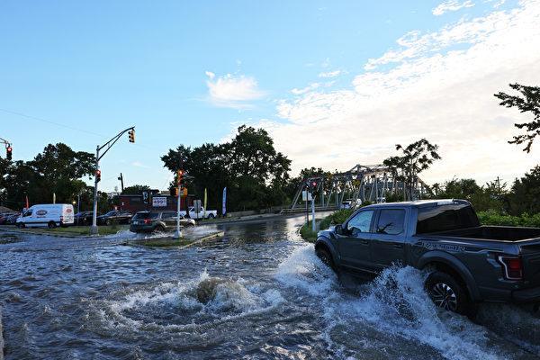 新泽西飓风艾达