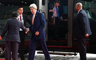 克里訪華談氣候 王毅楊潔篪硬要談中美關係