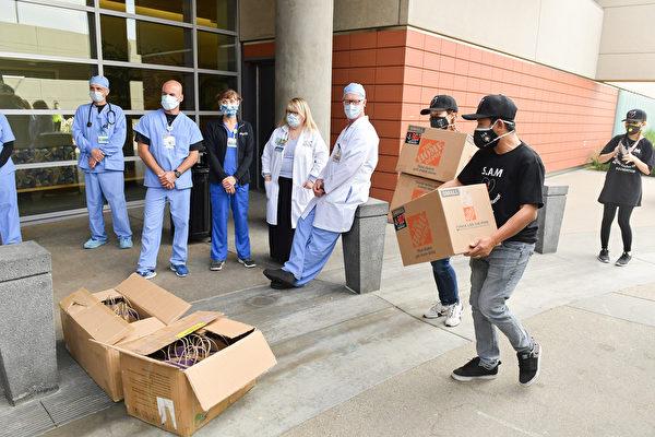 加州醫護人員疫苗強制令被修改:含訪客