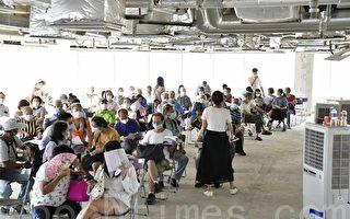 香港長者多次排隊交表仍未收錢