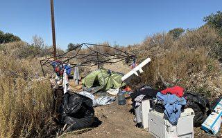 上訴庭裁定:洛市無權丟棄遊民床