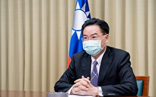 吳釗燮發文 籲聯合國體系接納台灣