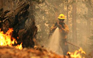 卡爾多山火延燒速度放緩 柯克伍德滑雪場未受波及