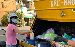 屏县订厨余回收管道 吁惜食减量、剩食打包