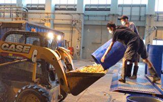 日增千余吨厨余去化 台环署:朝生质能源化推动