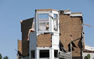 飓风艾达重创新泽西 10万户断电 14人死亡