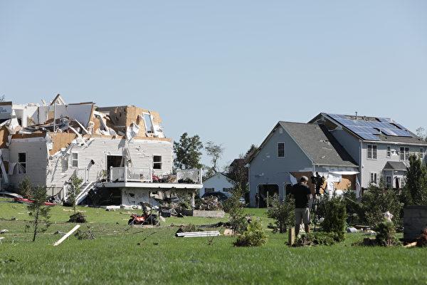 新泽西艾达飓风
