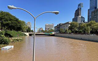 飓风艾达侵袭 费城遇史上罕见洪灾 5人死亡