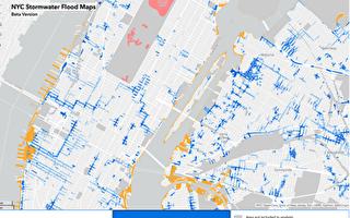 紐約市「暴雨防災計畫」要2023年才能完成?