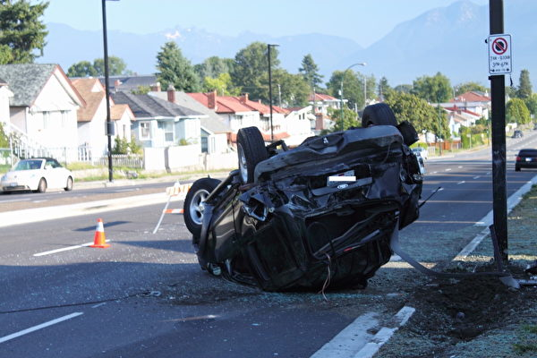 開車的人減少 意外卻增加(上)