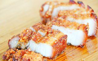 【美食天堂】炸香脆五花肉做法~外酥里嫩不油膩!