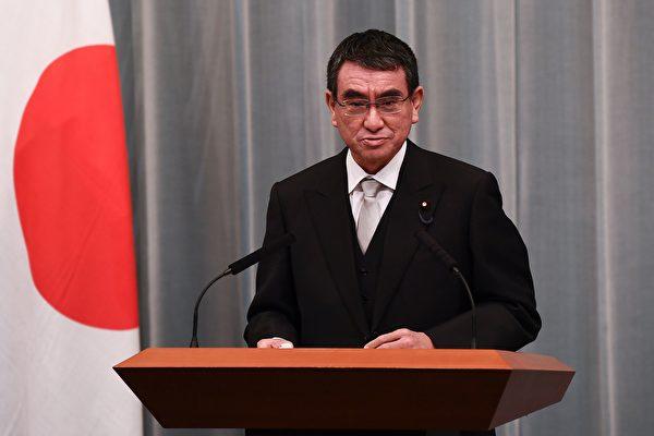 消息:自民黨總裁選戰 菅義偉支持河野太郎