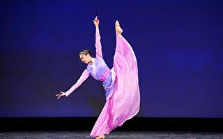 組圖一:第九屆中國古典舞複賽青年女子組風采