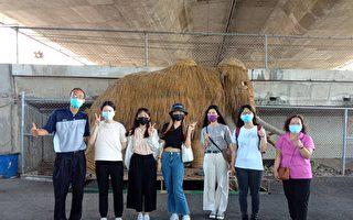 媒合學子與居民  打造「土地公溪遊記」