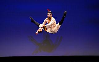 組圖四:第九屆中國古典舞複賽少年男子組風采