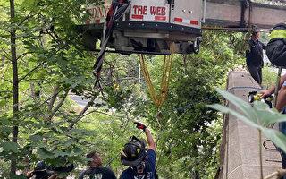 皇后區47歲男子跌落下水道獲救