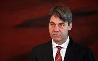 德國駐中國大使上任兩週驟逝 年僅54歲