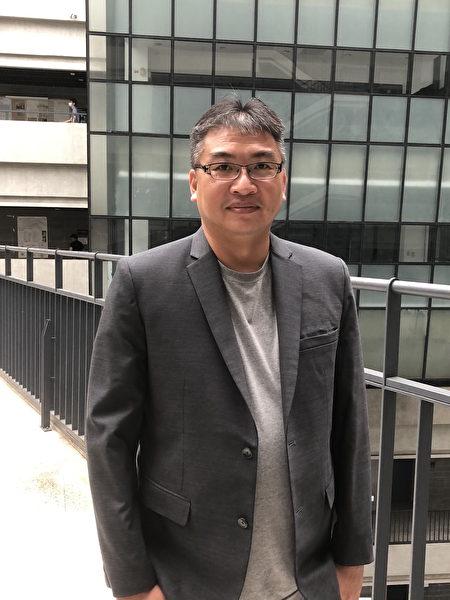 元智大學電機系邱天隆教授。