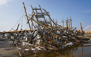 组图:美国路州遭飓风艾达重创 满目疮痍