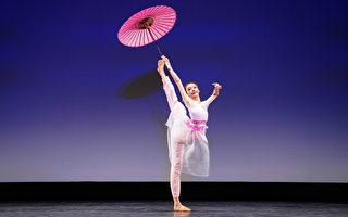 組圖一:中國古典舞大賽少年組金獎得主風采