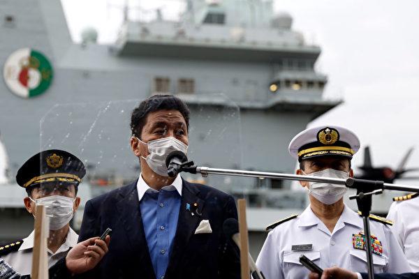 日防衛大臣:台灣若出事 日本無法置身事外