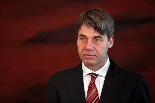 德驻华大使骤然离世 默克尔对华政策受挫