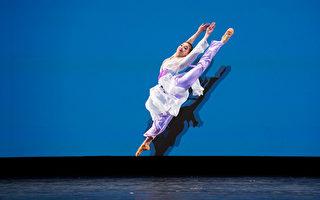 組圖三:中國古典舞大賽青年組金獎得主風采