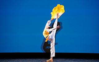 组图五:中国古典舞大赛女子组银奖得主风采