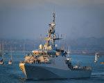 英兩艘巡邏艦週二啟航 長期部署印太地區