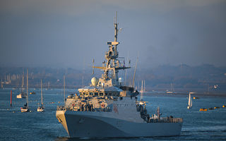 英两艘巡逻舰周二启航 长期部署印太地区