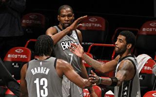 NBA球星到籃網和湖人「抱團」衝擊總冠軍