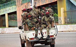 組圖:幾內亞發生軍事政變 總統遭拘捕