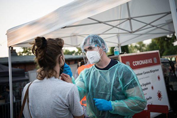 10月起 德國僅四類人可免費病毒測試