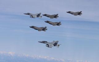 海军陆战队飞行员:F-35C让航母更具杀伤力