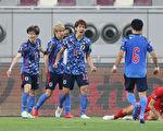 世界盃預選賽 中國男足不敵日本 遭遇兩連敗