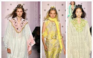 2022春夏紐約時裝週開始