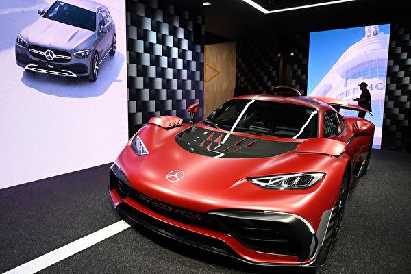 組圖:2021年慕尼黑國際車展 新車搶先看