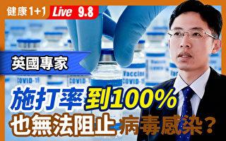 【重播】施打率100%無法阻止病毒感染?