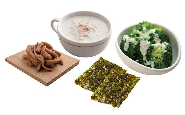 天然食材中虽含有碘但不建议当作主要碘来源。(原水文化提供)