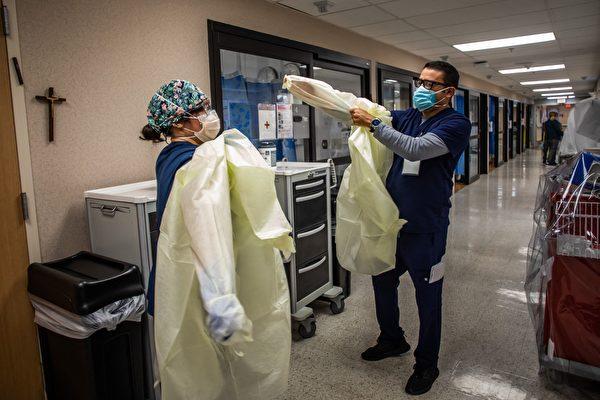 疫情导致医护短缺加剧 UCSF护士:我们正为其所苦