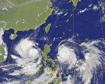 強颱璨樹最快晚間發海警 11日起最接近台灣